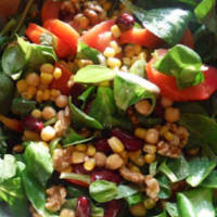Ricetta correlata Protein Salad