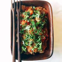 Ricetta correlata Zaalouk Moroccan Salad