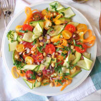 Ricetta correlata Chickpea and Vegetable Salad