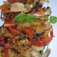 Ricetta correlata Baked vegetables in the oven