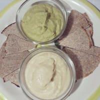 Ricetta correlata ceci hummus e nachos interi