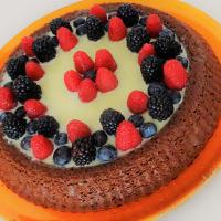 Ricetta correlata Crostata morbida senza glutine ai due cioccolati