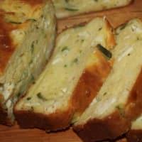 Ricetta correlata Plumcake salted zucchini and goat cheese