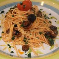 Ricetta correlata Spaghetti alla puttanesca