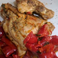Ricetta correlata Chicken and peppers