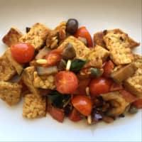 Ricetta correlata Tempeh to the Mediterranean