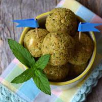 Ricetta correlata Polpette di zucchine e feta