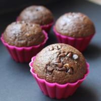 Ricetta correlata Cocoa muffins with chocolate drops