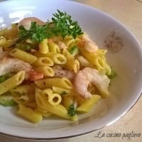 Ricetta correlata Spiced Salad with Shrimp