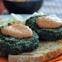 Ricetta correlata Burger vegetariani con quinoa