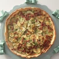 Ricetta correlata Torta Salata Speck E Zucchine