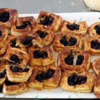 Ricetta correlata Croissant integrali con frutti di bosco