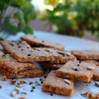 Ricetta correlata Crackers di lenticchie rosse