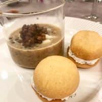 Ricetta correlata Crema di lenticchie e patate con baci di dama salati