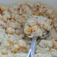 Foto preparazione Corn muesli