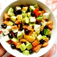 Ricetta correlata Greek salad