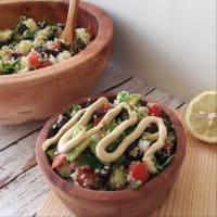 Ricetta correlata Salad from Quinoa to Mexican