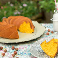 Ricetta correlata torta di zucca senza glutine