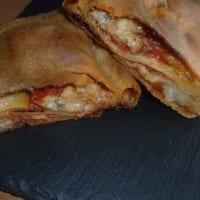 Ricetta correlata Scaccia con pomodoro e melanzana