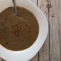 Ricetta correlata Crema di lenticchie al curry