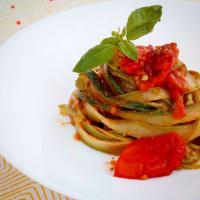 Ricetta correlata Tagliatelle di zucchine