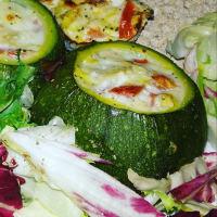 Ricetta correlata Zucchine ripiene light