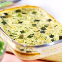 Ricetta correlata Flan di zucchine