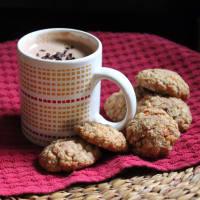 Ricetta correlata biscotti di farina d'avena e carote