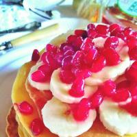 Ricetta correlata Pancakes alla frutta e sciroppo d'acero