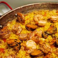 Ricetta correlata Paella valenciana