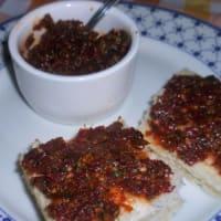 Ricetta correlata Capuliato : preparato per toast e bruschette