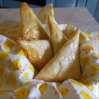 Ricetta correlata Triangoli di pasta fillo
