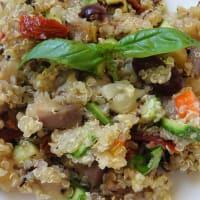 Ricetta correlata Quinoa Con Verdure