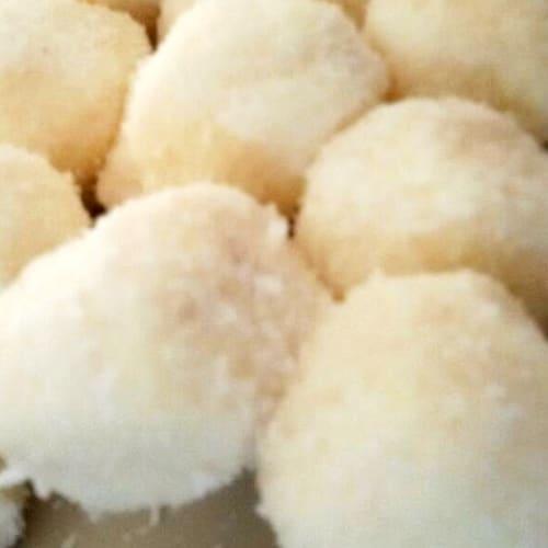 Foto Ricetta Dolcetti al cocco
