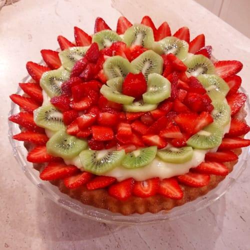 Foto Ricetta Torta alla frutta