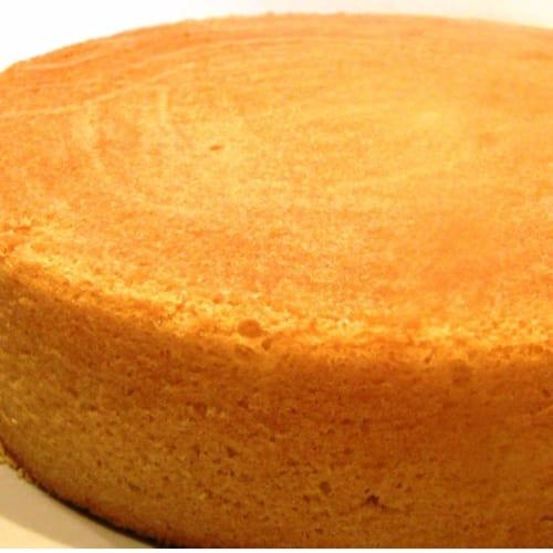 Foto ricetta passaggio sponge cake