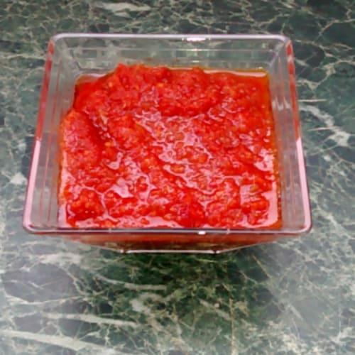 Foto ricetta passaggio Vegetable Ragu