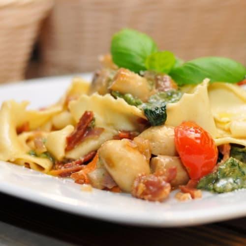 Foto Ricetta Strascinati cipolla e salsiccia