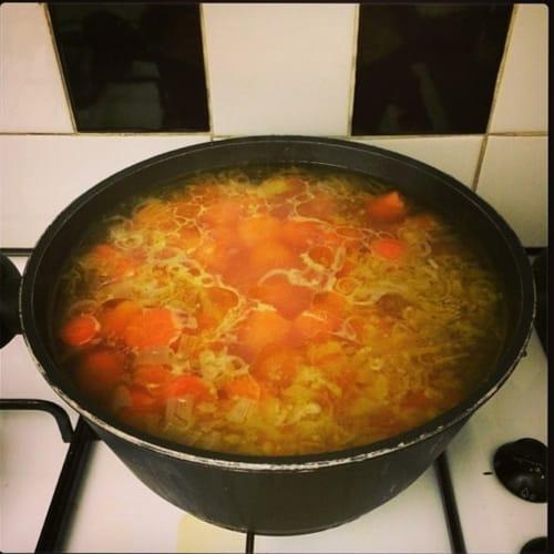 Foto Ricetta Vellutata di carote e zenzero
