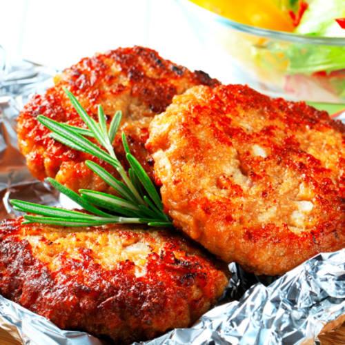 Foto Ricetta Hamburger vegetariani