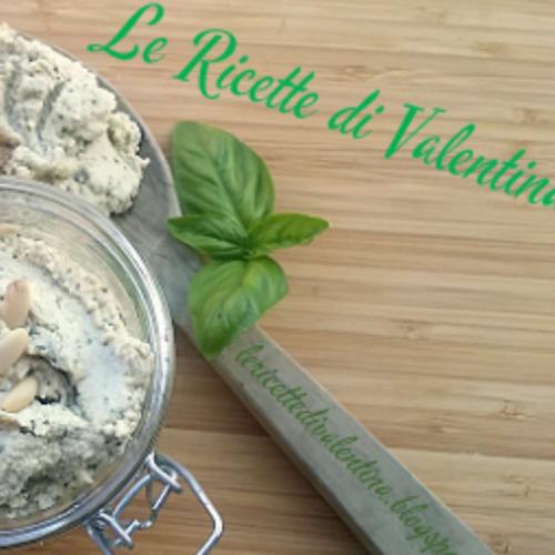 Foto Ricetta Crema spalmabile di tofu al profumo di basilico