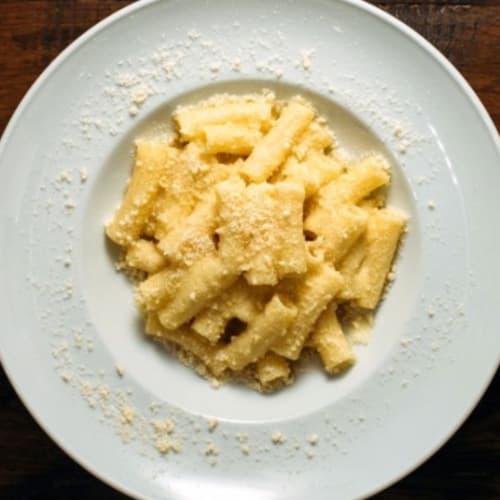 Foto Ricetta Pasta al burro