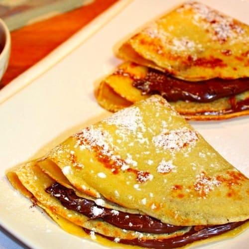 Foto ricetta passaggio Batter for crepes