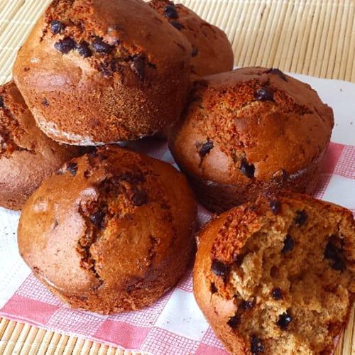 Foto Ricetta Muffin integrali senza lattosio senza uova