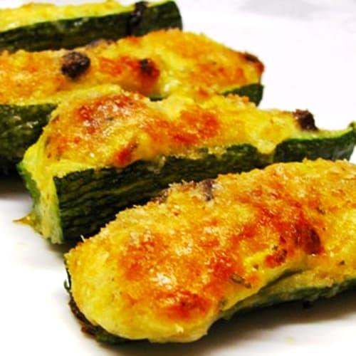 Foto Ricetta Zucchine ripiene