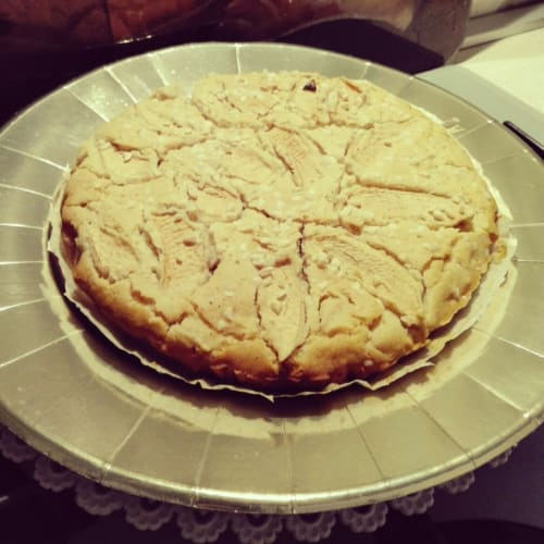 Foto Ricetta Torta di mele e mandorle gluten free