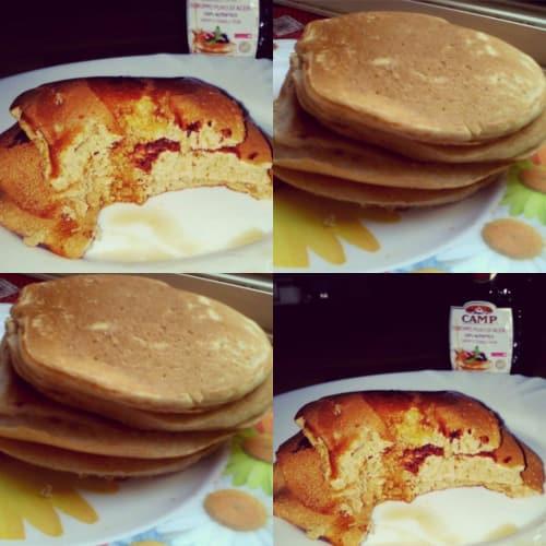 Foto Ricetta Pancakes vegan