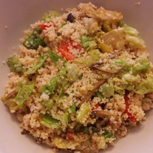 Foto Ricetta Insalata di couscous