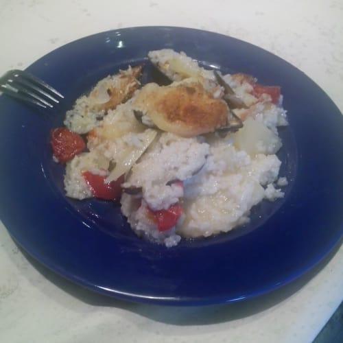 Foto Ricetta Riso, patate e cozze