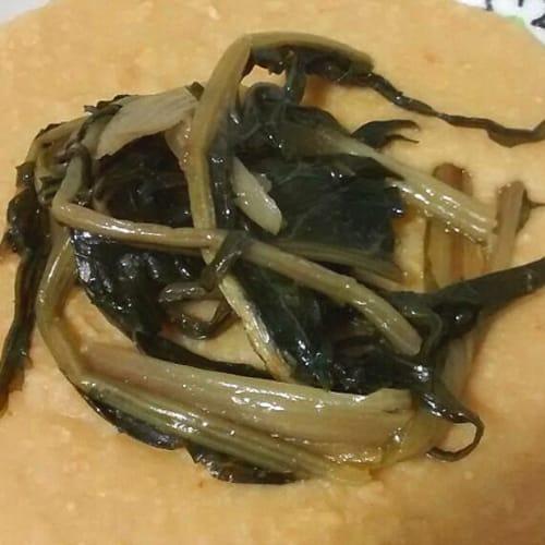 Foto Ricetta Crema di ceci con cicoria
